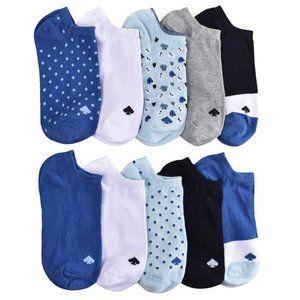 kate spade Low Cut Socks - Pack of 10